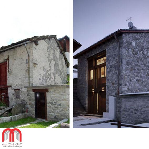 بازسازی خانههای کلنگی