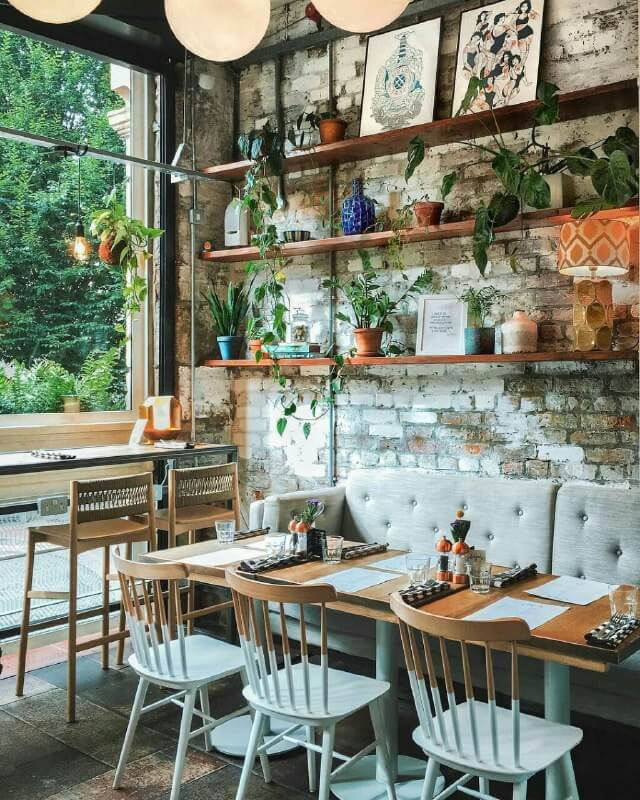 بازسازی رستوران